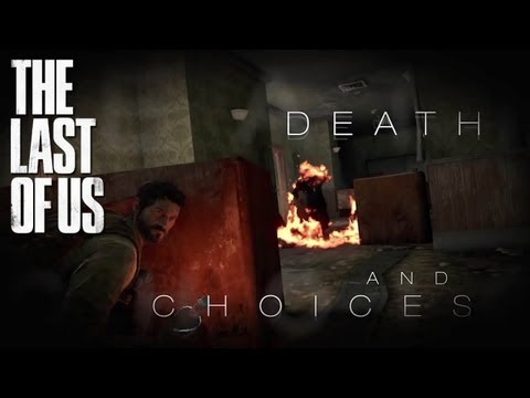 The Last of Us - 'Developers Diary #3: Death and Choices' TRUE-HD QUALITY