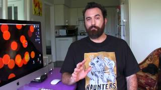 HAUNTERS THE MOVIE - Kickstarter Pitch Video