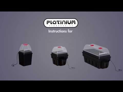[ Platinium Hydroponics ] Assemblage de Super Cloners