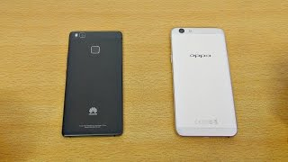 Oppo F1S vs Huawei P9 Lite - Review & Camera Test! (4K)