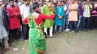Rajsahi University Girl  Superhit dance Pohela Boishakh 1422
