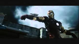 Thalaiva - Iron man in tamil version(Thalaiva)