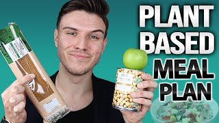 Plant-Based Meal Plan For Weight Loss **simple & beginner-friendly**