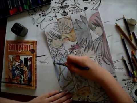 Team Natsu Drawing How to Draw Lucy Natsu Gray