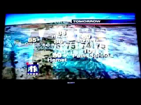 Dancing Weatherman Mark Thompson shouts out DJ SourMilk