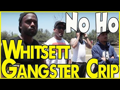 Whitsett Avenue Gangster Crips in North Hollywood .mp3