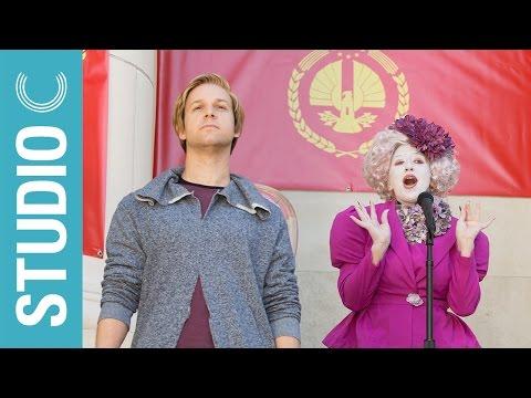 The Hunger Games Musical: Mockingjay Parody - Peeta