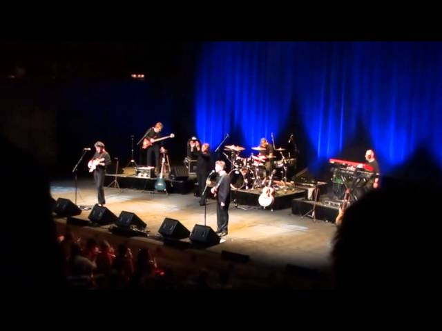 The Hollies Live Sat 9 Feb 2013 Melbourne 50th Anniversary