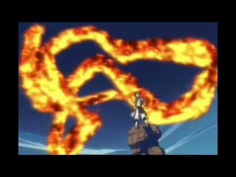 Fairy Tail - Opening Natsu Y Gray video