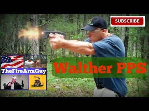 Walther PPS 9mm - Great Concealed Carry Choice - TheFireArmGuy