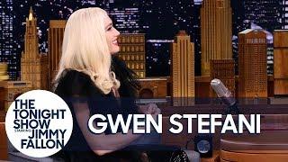 Download Lagu Gwen Stefani's Christmas Album Was Sorta Inspired by Blake Shelton's Wildebeests Gratis STAFABAND