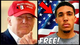 LiAngelo Ball Just ESCAPED JAIL And Begged Donald Trump!! Lonzo Ball HATES LiAngelo.
