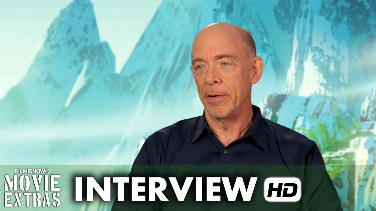 Kung Fu Panda 3 (2016) Behind the Scenes Movie Interview - J.K. Simmons is 'Kai'