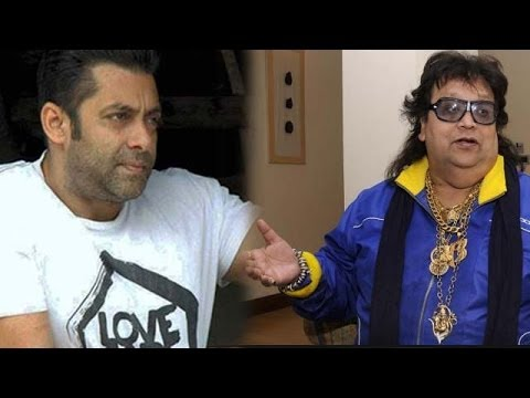 Salman Khan To Support Bappi Lahiri For Elections video