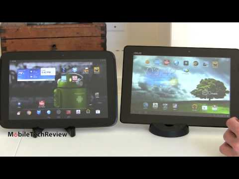 Google Nexus 10 vs Asus MeMO Pad Smart 10 Comparison Smackdown