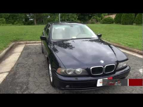 2001 BMW 530i Walkaround, Review, and Test Drive