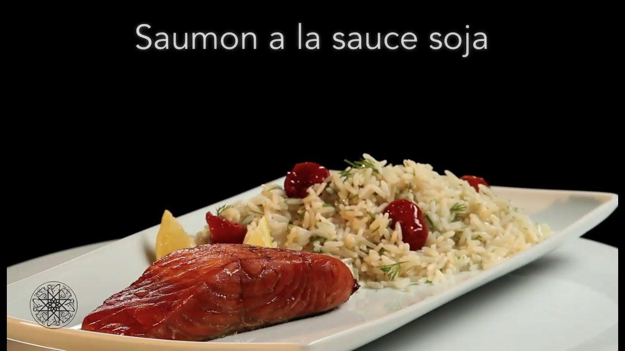 Choumicha saumon la sauce soja v fr youtube - Cuisine choumicha youtube ...