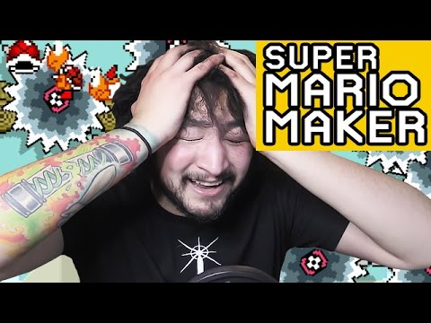 OH MY GOD !!! IS THIS REAL ?? - SUPER MARIO MAKER