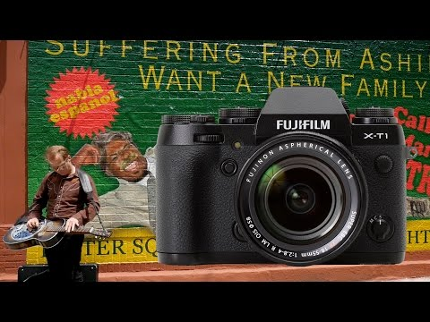 Fuji X-T1 Review - Mirrorless in Brooklyn NYC