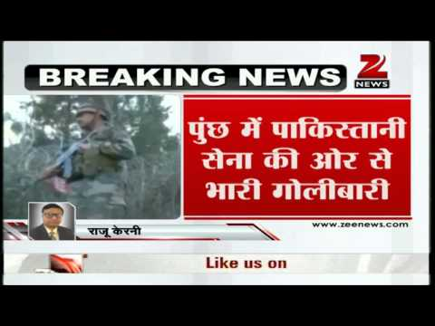 Zee News: Pakistan violates ceasefire again; 5 Indian soldiers killed