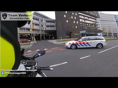 Ambulancebegeleiding Haga zkh. loc. Leyweg DH naar Erasmus MC Rotterdam 12-11-2015