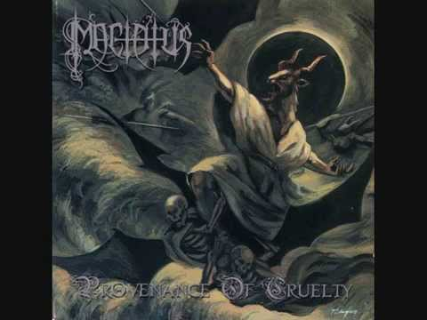 Mactatus - Draped In Shadows Of Satan