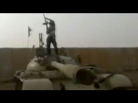 Iraq Militants Poised For March On Baghdad Despite Threats Of Military Strikes Made By US!!!
