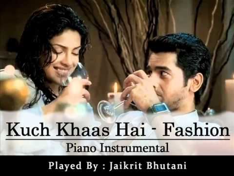 Kuch Khaas Hai - Fashion  Piano Instrumental