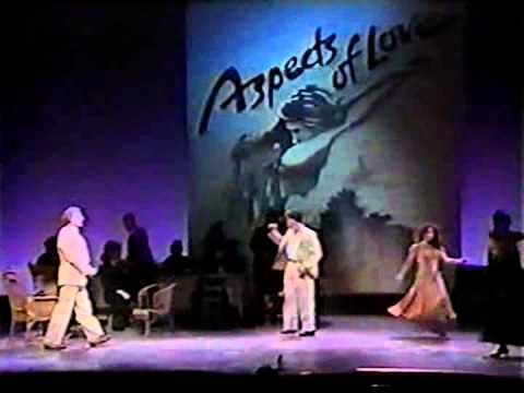 Aspects of Love at the Tony Awards 1990