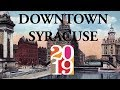 """DOWNTOWN SYRACUSE.....The Pretty And The Gritty Of The City. """"Sopranos"""" style!"""
