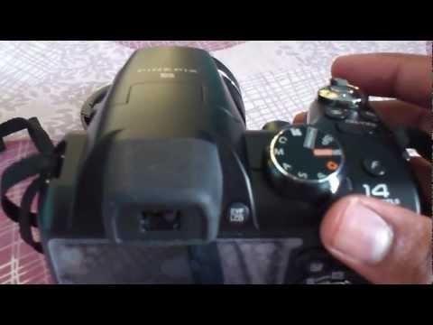 Fujifilm Finepix S4200 Product review