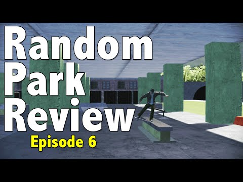 Random Skate 3 Skatepark Review : Episode 6