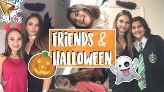 Alltag, Halloween Party, best friends ~ VLOG♥︎ Jackie Alice