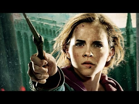 If Hermione Were The Main Character In Harry Potter video