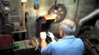Japanese Knife Making at Kikuichi in Japan