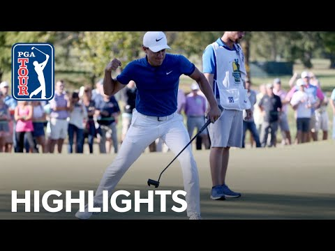 Cameron Champ's winning highlights | Sanderson Farms Championship 2018