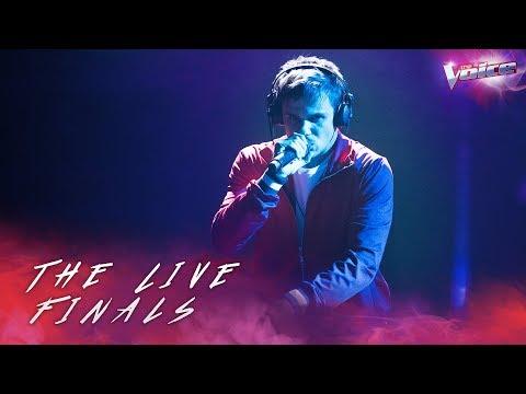 Sam Perry sings Smells Like Teen Spirit   The Voice Australia 2018