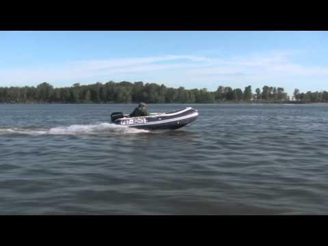 лодка солар 380 тест драйв