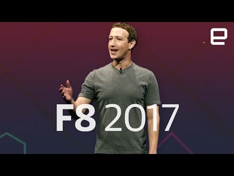 Facebook Spaces Announcement  F8 in Under 10 Minutes