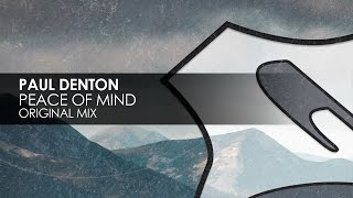 Paul Denton - Peace Of Mind