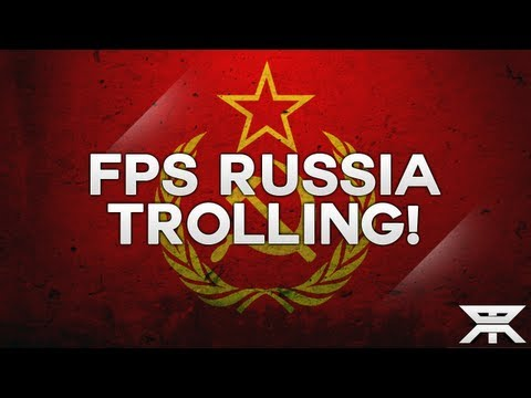 NEW FPS Russia Trolling Creepy Little Kids in Black Ops 2 (Epic Trolltage!)