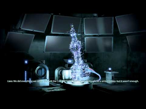Mass Effect 3 Extended Cut - 'Shoot the Kid Ending'