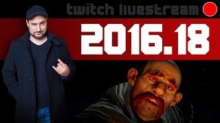 Livestream 2016 #18 - Die Legende von Hasenrumpi
