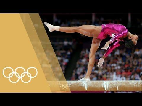 Gabby Douglas [USA] - Women's Individual All-Around   Champions of London 2012