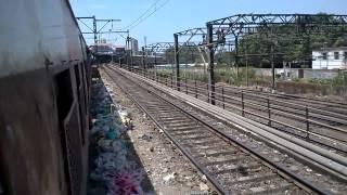 Borivali - Dadar Train _ 01