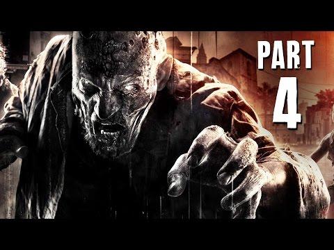 Dying Light Gameplay Walkthrough Part 4 - SIDE STUFF - PC GAMEPLAY