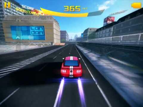 Asphalt 8 Gate Drift Gameplay