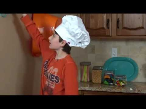 Happy Kids Cooking – Macaroni & Cheese