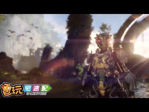台灣-電玩宅速配-20190110 2/2 燒好燒滿顯卡殺手又出現了!《冒險聖歌》4K等級超華麗的光影場景曝光