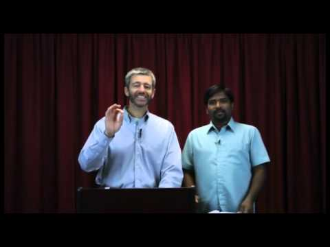 True Conversion- English- Telugu  Christian Sermon-Bible Study...